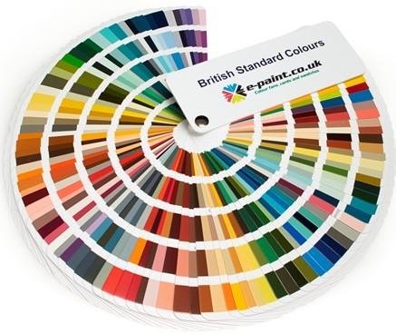 Full British Standards Colour