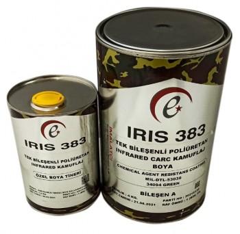 MIL-DTL-53039 Infrared (Kızılötesi) CARC Boya